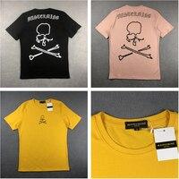 2019SS Mastermind MMJ Tshirt Japan T Shirt Men Women Head Streetwear FOG T shirt Harajuku MMJ Mastermind T Shirts Hip Hop Tee