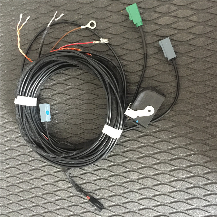 For Audi A4 B8 Q5 reversing camera RVC camera Cable wire