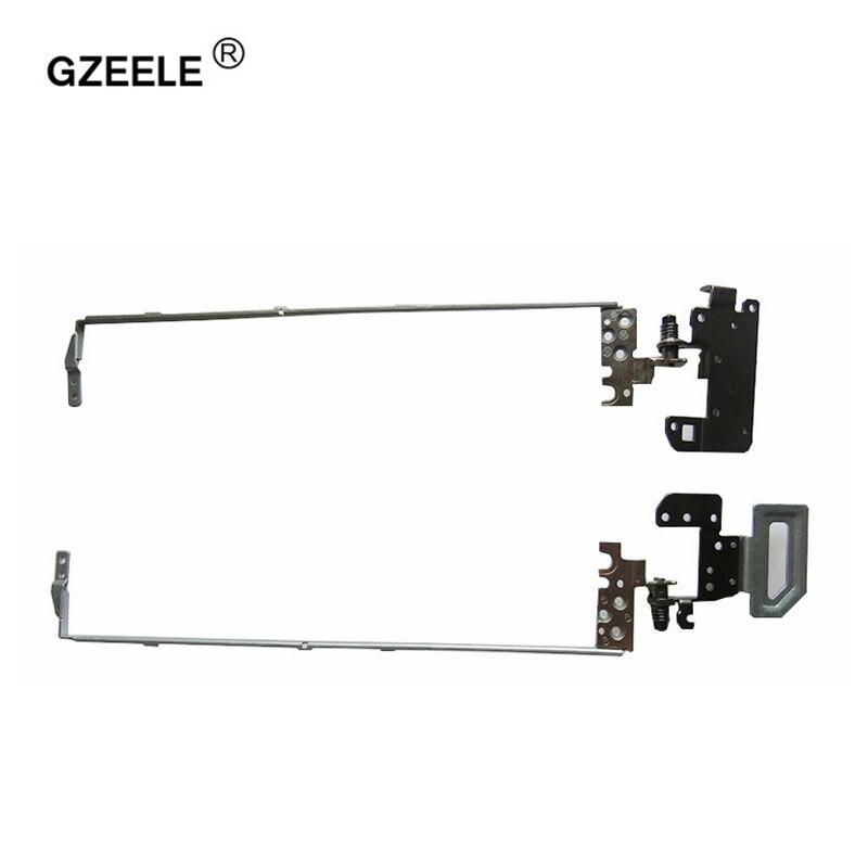GZEELE bisagra del lcd para Acer Aspire E5-511 E5-521 E5-531 E5-551 E5-571 E5-572 EK-571 para Extensa 2509 EX2509 EX2510 V3-532