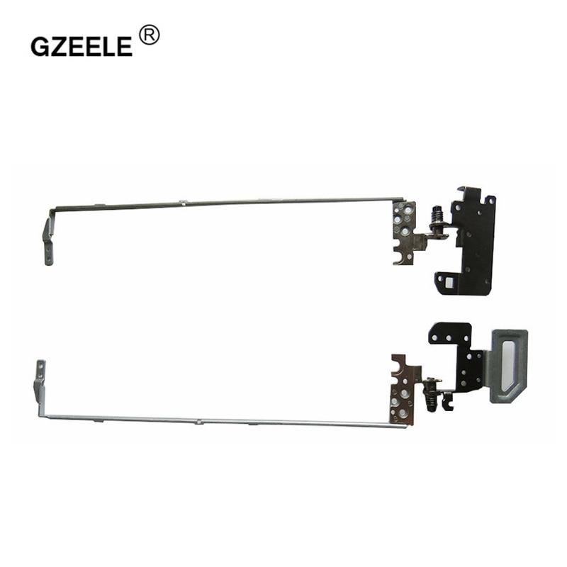 GZEELE Lcd Hinge For Acer Aspire E5-511 E5-521 E5-531 E5-551 E5-571 E5-572 EK-571 FOR Extensa 2509 EX2509 EX2510 V3-532