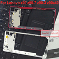 Cinza prata vermelho novo oriente moldura/moldura para lenovo vibe MAX Shot Z90 z90a40 z90-7 z90-3 z90-a z90a peças de Telefone gratuito grátis