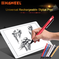 Universal Rechargeable Capacitive Touch Screen Stylus Pen For IPhone IPad Samsung And Other Capacitive Touch Screen