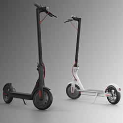 Original Xiaomi Elektrische Roller Faltbare Leichte Langes Brett Skateboard 30 KM Laufleistung M365 Smart Elektro Standing Roller
