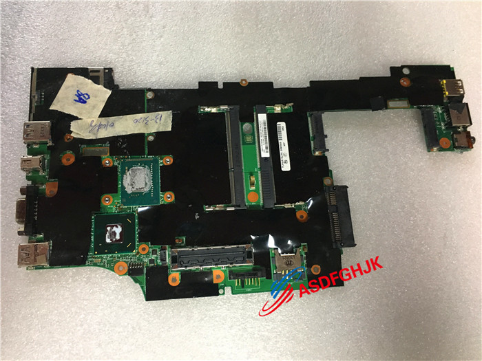 Original for <font><b>Lenovo</b></font> ThinkPad X230i <font><b>Motherboard</b></font> WITH I3 CPU 04X4569 free shipping image