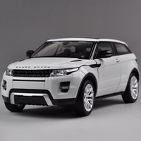 Welly Range Rover Aurora 1 24 Diecast Model Cars Collection Toy Gift