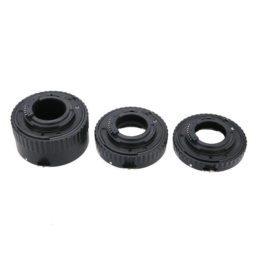 Meike N-AF1-B Autofocus D'extension Macro Anneau de Tube pour Nikon D7200 D7100 D7000 D5100 D5300 D5200 D3100 D800 D600 D300 D90 D80 - 6