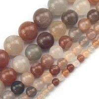 AAA kwaliteit regenboog maansteen kralen natuurlijke edelsteen kralen DIY losse kralen voor armband maken strand 15