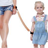 1 шт. одежда для малышей Дети Страховочные ремни ребенка поводке анти потерял наручные ссылка тягового каната мочил жгуты
