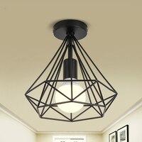 Modern Star Shape LED Ceiling Lights Surface Mounted Ceiling Lamp Living Room Kitchen Light Fixtures Restaurant