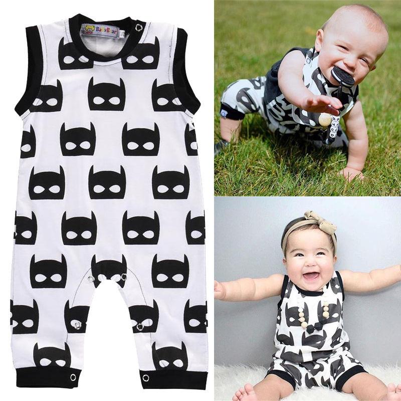 4dd91e93625 Newborn Baby Boys Girls Romper Infant Kids Clothes Baby Boys Girls Outfits  Cotton Rompers Jumpsuit Clothes