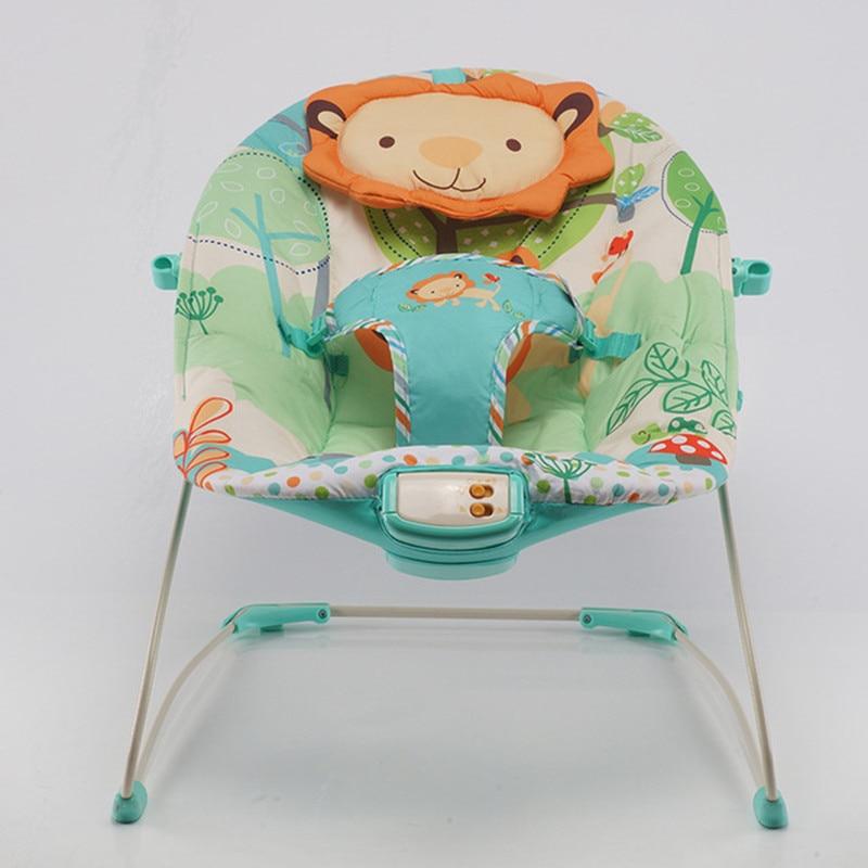 Baby rocker chair electric recliner infant rocking bouncer slumber promotion sleepy artifact newborn toddler cradle seat и м стронская 150 тренировочных упражнений по русскому языку 5 9 классы