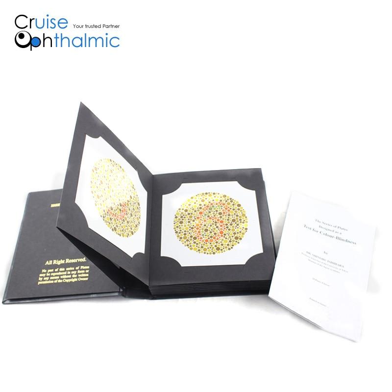 Online Shop Ishihara Libro 38 Piastre   Optometria Carenza di Colore ...