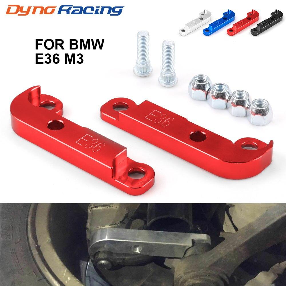 Adaptador que aumenta los ángulos de giro alrededor de 25%-30% E36 para BMW M3 Tuning Drift adaptadores de potencia y montaje