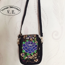 Ethnic Embroidery Vintage Bag