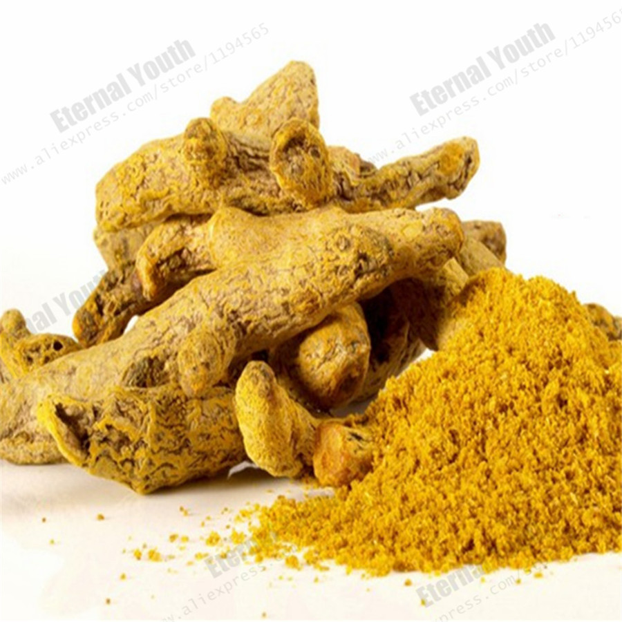 50g polvo de raíz de cúrcuma pura a granel-CURCUMA LONGA curcumina suelo sin TUMERIC
