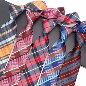 Image 3 - Wholesale (20 pieces / Lot ) Classic 100% Silk Mens Ties Neck Ties 8cm Paisley Ties for Men Business Wedding Party Gravatas