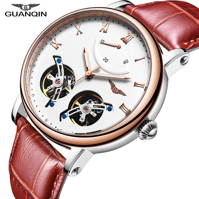 Tourbillion Fashion Rose gold steel shell Diving 100M Clock Mens Automatic Mechanical Watches Top Brand Luxury Waterproof 2019Tourbillion Fashion Rose gold steel shell Diving 100M Clock Mens Automatic Mechanical Watches Top Brand Luxury Waterproof 2019