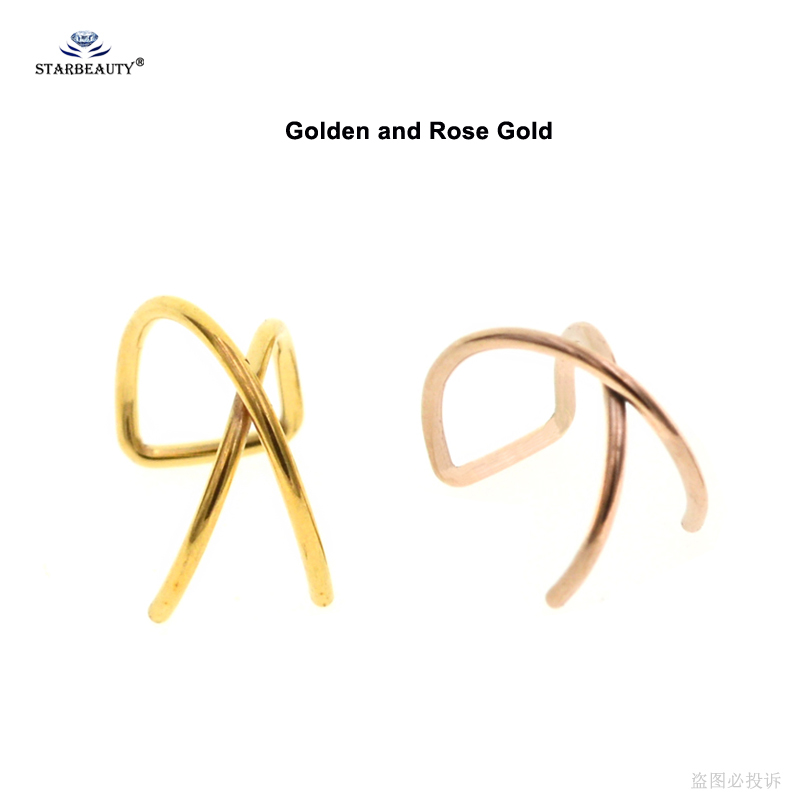 Golden and Rose Gold