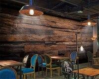 Wellyu Custom tapete 3D foto wandbild holz block papel de pared обои tapete für wand 3 d Wohnzimmer restaurant 3d Tapete