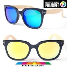 POLARIZED WOOD SUNGLASSES Fashion New pattern UV400 men women sunglasses VUD OCHKI MADERA DE SOL BOIS LUNETTES WOOD-SONNENBRILLE