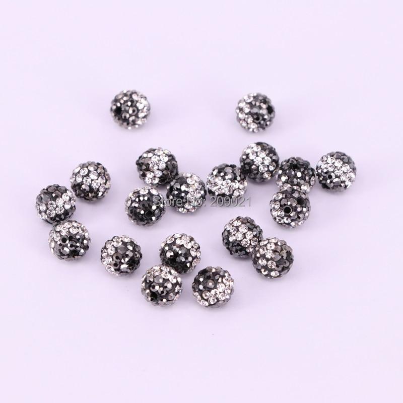 4f42376b2b8df جديد فضفاض الخرزة ~ 8 ملليمتر مهد كريستال حجر الراين شكل دائري الخرز صنع  المجوهرات