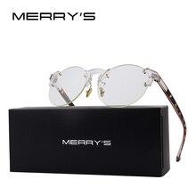 Merry's Новое поступление 2017 года Для женщин бренд Дизайн модные Солнцезащитные очки прозрачные Защита от солнца очки s'8110