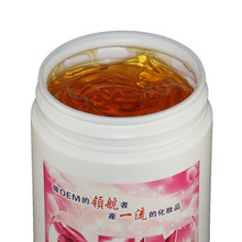 Safflowers Silk Protein Mask Antioxidant Moisturizer Pores Lift Firming Anti-wrinkle Beauty Salon SPA Products