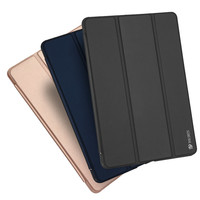 DUX DUCIS Luxury PU Leather Case For IPad Pro 10 5 Stand Smart Flip Cover For