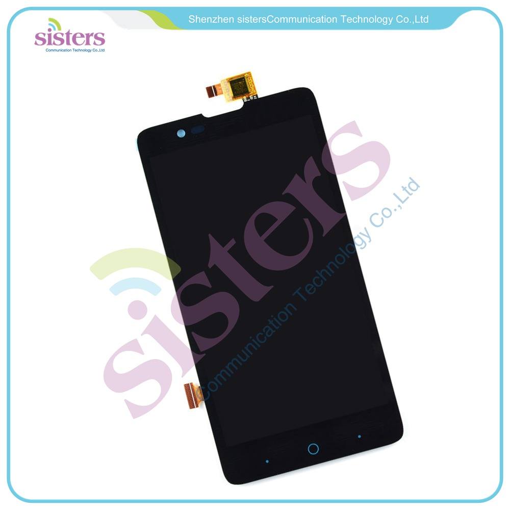 Wholesale LCD Display Touch Screen Digitizer Full Assembly For ZTE Red Bull V5 U9180 V9180 N9180
