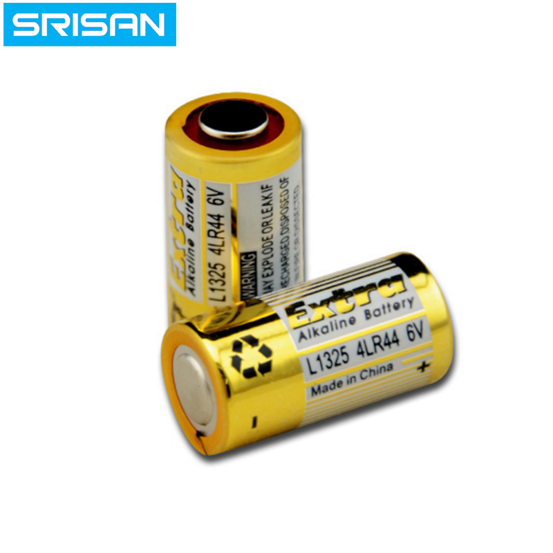SRISAN 12pcs/lot 4LR44 476A L1325 6V Dry Alkaline <font><b>Battery</b></font> Cells Car Remote Watch Toys Calculator <font><b>High</b></font> <font><b>Capacity</b></font>