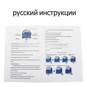 """Image 5 - Russo Digital Display A LED di Controllo della Pressione Pompa Acqua Interruttore G1/4 """"G3/8"""" G1/2 """"WPC 10, elettronico di Controllo Del Sensore Con Adattatore"""