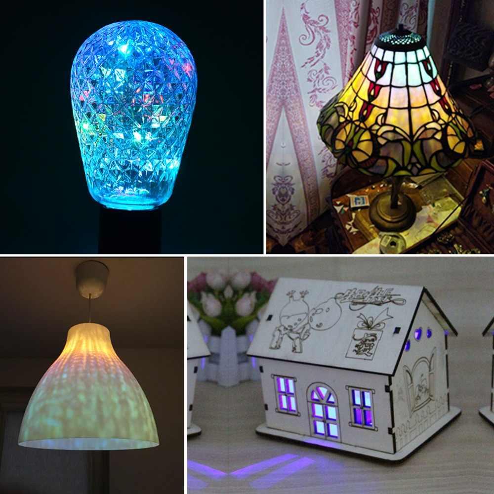 Новинка Светодиодный декоративный ночник лампы Luminaria светодиодный E27 детей стол Детские ночника лампада Home Decor Луна свет 85-265 V