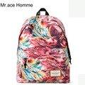 Mr.Ace Homme Fashion Mens Backpack Nylon Backpacks Women College School Backpacks for Teenagers Quality Laptop Backpack Knapsack