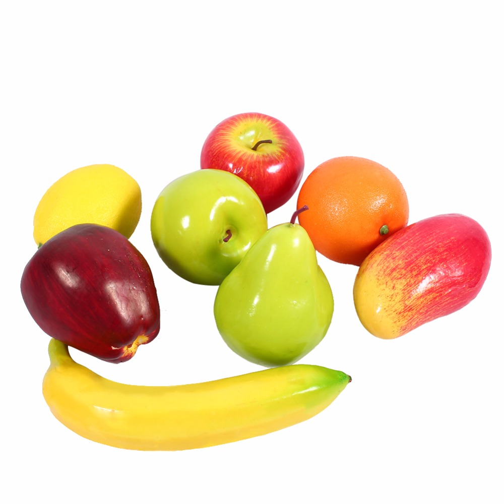 Popular vegetable table decorations buy cheap vegetable for Artificial fruits for decoration
