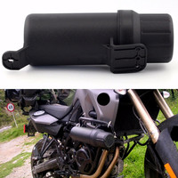 New Universal Off Road Motos Motorcycle Accessories Tool Tube Gloves Raincoat Storage Box Waterproof