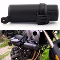 New Universal Off Road Motos Motorcycle Accessories Tool Tube Gloves Raincoat Storage Box Waterproof