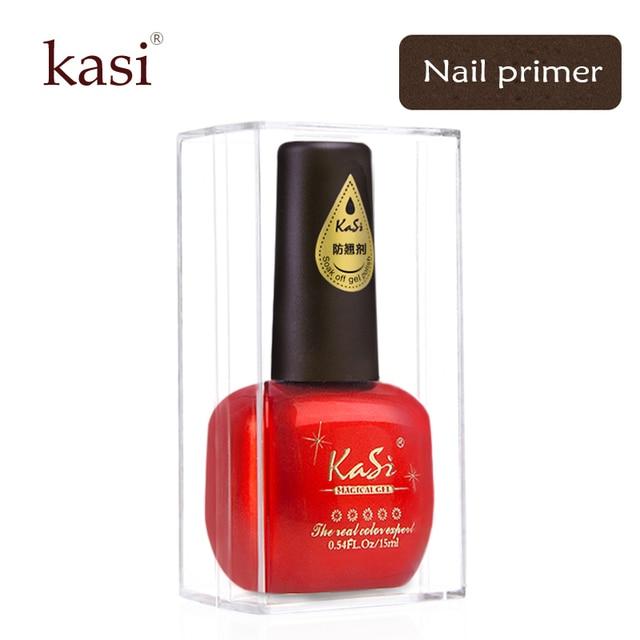 Kasi Factory Supply 15ml No Need L To Cure Long Lasting Uv Gel Nail Primer