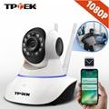 Ip-камера с разрешением 1080 P, Wi-Fi, беспроводная домашняя ip-камера для безопасности, камера видеонаблюдения, Wi-Fi, камера ночного видения, детски...
