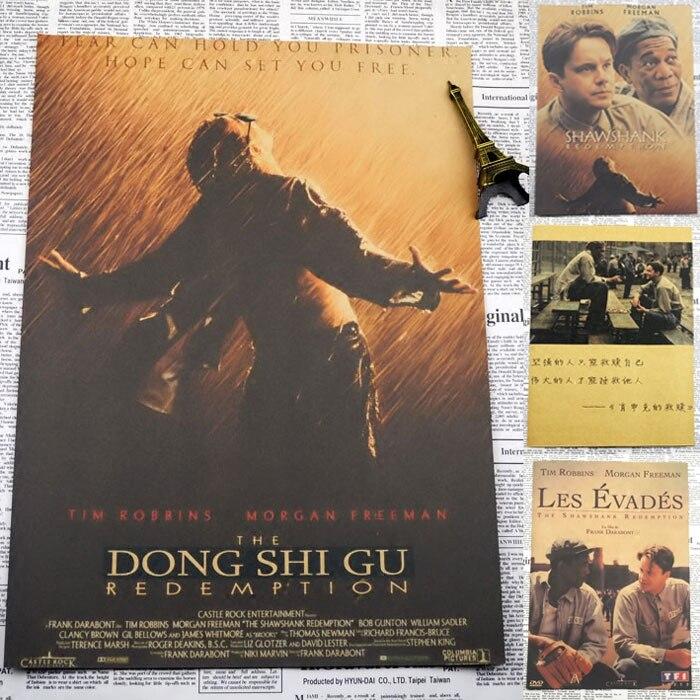 The Shawshank Redemption/Nostalgia classic movie/kraft