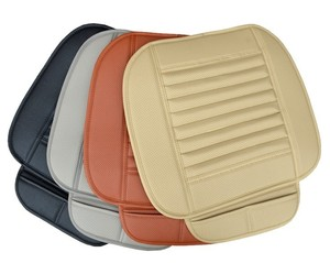 Image 1 - Car Auto Cushion Interior Accessories Styling Car Seat Cover Universal Seat Cushion c5 k4 X3 X1 X6 X5 S80L S60L C70 seat Cushion