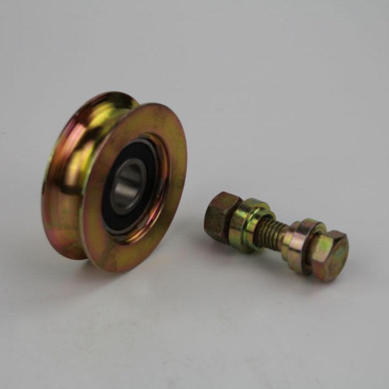2 7 Inch Diameter 69mm Sliding Gate Door Rollers Wheels