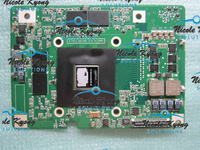 YF227 HJRJ8 Go 7800 7900GTX 7900GS VGA Video Graphics Card for dell Inspiron XPS GEN2 M170 M90 9400 E1705 M1710 9300 2010