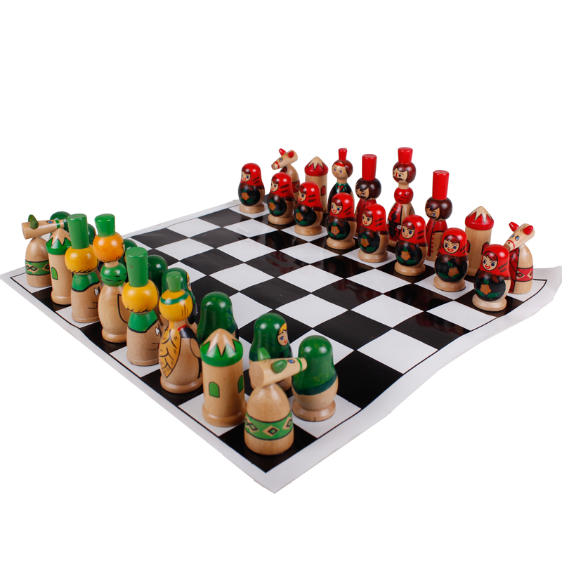 Free shipping Chess Set Top Quality Chess Pieces Chessman ...