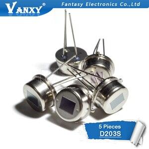 Image 2 - 5PCS D203S D203 TO 5 PIR Infrared Radial Sensor new and original