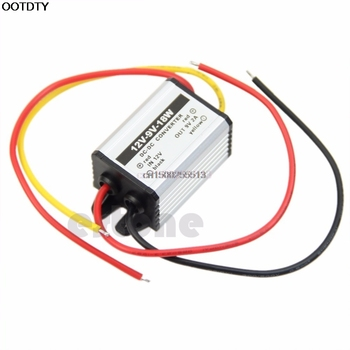 Waterproof DC to buck Converter 12V 9V 18W Power Supply Module - discount item  17% OFF Electrical Equipment & Supplies