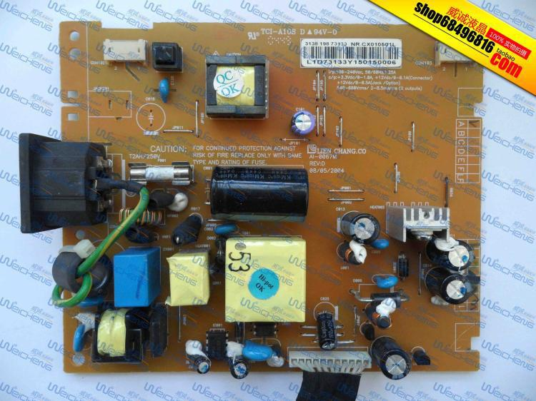 Free Shipping> L1530 Power Board AI-0067M pressure plate / one board AI-0067M.PCB-Original 100% Tested Working free shipping sotec ls17tr 04 power board r0800 0532r0 4 0532d0248 pressure plate one plate original 100% tested working