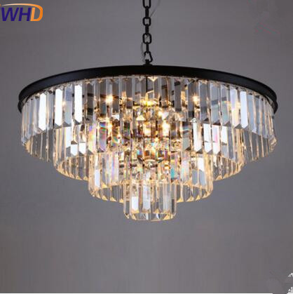 IWHD Europe Crystal LED Pendant Light Fixtures Bedroom Dinning Home Lighting Hanging Lamp Lights Cristal Lustre De Pendentes iwhd led pendant light modern creative glass bedroom hanging lamp dining room suspension luminaire home lighting fixtures lustre