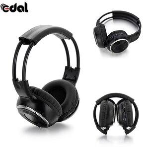 Foldable IR Infrared Headphone