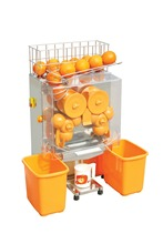 Free shipping 110v 220v with CE Commercial Automatic Orange extractor Orange Juicer