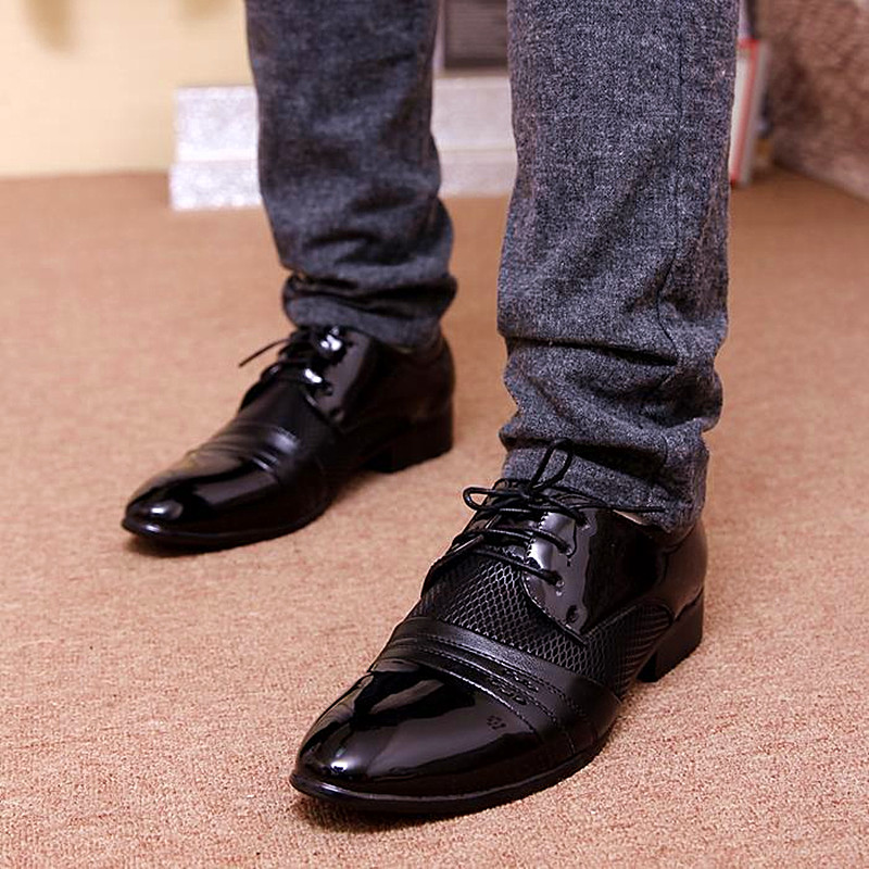 Best Ing Men Brand Oxford Shoes Man Formal Office Male Clic British Shoe S Career Free Shipping In From On